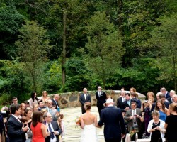 Wedding on a Winery